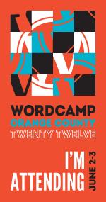 WordCamp OC 2012 Attendee