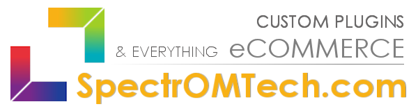 SpectrOMTech logo- 600x160 rev