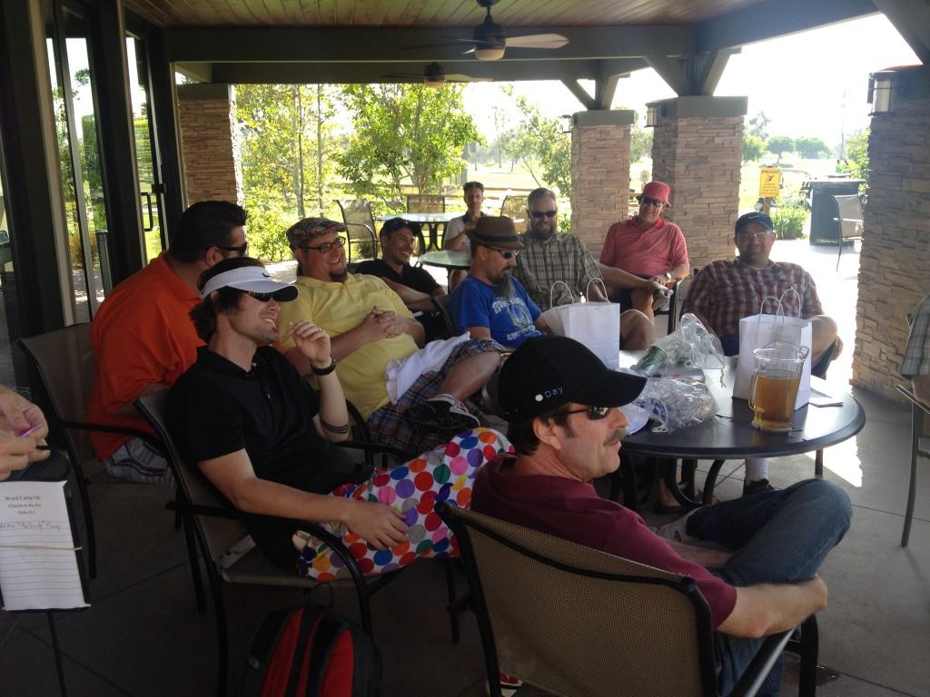 WCOC14 Golf Tournament